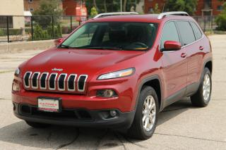 Used 2015 Jeep Cherokee North 4x4 | NO Accidents | CERTIFIED for sale in Waterloo, ON