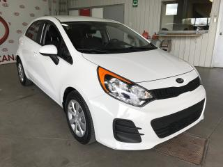 Used 2017 Kia Rio5 LX+ * SIEGES CHAUFFANTS * BLUETOOTH * A/C for sale in Ste-Julie, QC