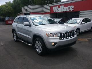 Used 2011 Jeep Grand Cherokee Laredo Plus 4WD Leather for sale in Ottawa, ON