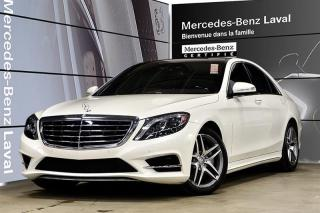 Used 2015 Mercedes-Benz S550 Awd Sedan Swb for sale in Laval, QC