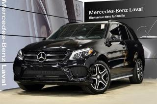 Used 2016 Mercedes-Benz GLE450 Awd Cert., Cuir for sale in Laval, QC