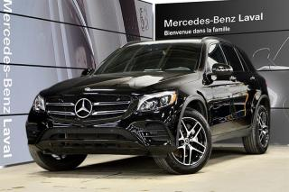 Used 2018 Mercedes-Benz GLC 300 AWD for sale in Laval, QC