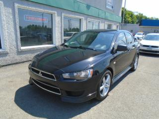 Used 2012 Mitsubishi Lancer Berline 4 portes, boîte manuelle, SE, tr for sale in St-Jérôme, QC