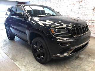 Used 2016 Jeep Grand Cherokee Overland High Altitude Diesel for sale in Sorel-Tracy, QC