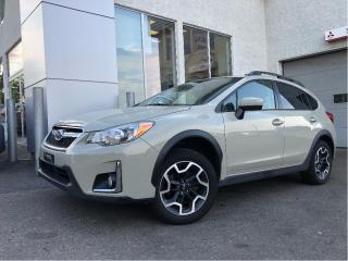 Used 2016 Subaru XV Crosstrek TOURING PACKAGE for sale in Ste-Agathe-des-Monts, QC
