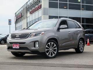 Used 2014 Kia Sorento SX V6 Awd for sale in London, ON