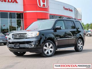 Used 2015 Honda Pilot Touring for sale in Milton, ON
