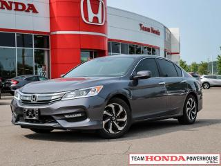 Used 2016 Honda Accord EX-L-*NO ACCIDENTS|LEATHER|SUNROOF* for sale in Milton, ON