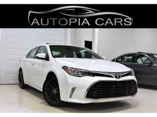 Used 2016 Toyota Avalon TOURING NAVIGATION BACKUP SUNROOF for sale in North York, ON