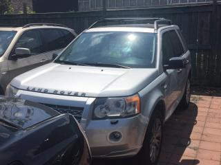 Used 2009 Land Rover LR2 AWD 4dr HSE for sale in Scarborough, ON