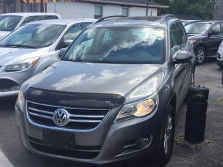 Used 2009 Volkswagen Tiguan for sale in Scarborough, ON