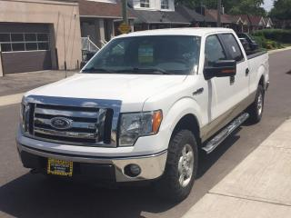 Used 2010 Ford F-150 4WD Reg Cab 126