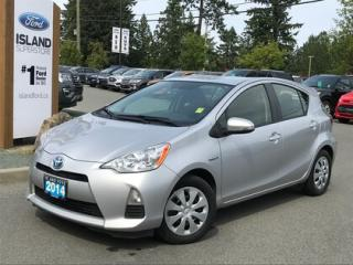 Used 2014 Toyota Prius c Cruise Control, Bluetooth, Hybrid for sale in Duncan, BC