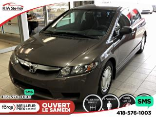 Used 2010 Honda Civic DX-G for sale in Québec, QC