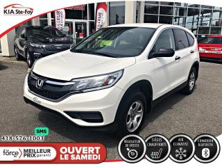 Used 2015 Honda CR-V LX**A/C**GROUPE ÉLECTRIQUE** for sale in Québec, QC