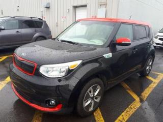 Used 2017 Kia Soul EV Luxury for sale in Drummondville, QC
