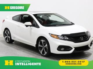 Used 2014 Honda Civic SI A/C TOIT for sale in St-Léonard, QC