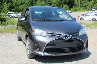 Used 2015 Toyota Yaris Hayon 3 portes, boîte manuelle, CE for sale in Shawinigan, QC