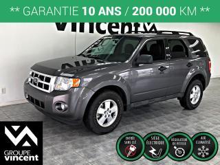 Used 2011 Ford Escape Xlt Gar. 10 Ans for sale in Shawinigan, QC
