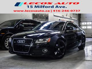 Used 2009 Audi A5 for sale in North York, ON