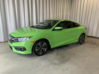 Used 2017 Honda Civic EX-T 2 portes BM TURBO for sale in Sherbrooke, QC