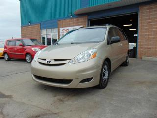Used 2008 Toyota Sienna 5DR CE 7-PASS FWD for sale in St-Eustache, QC