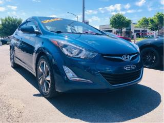 Used 2015 Hyundai Elantra - for sale in Lévis, QC