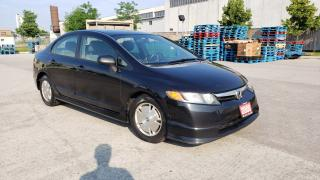 Used 2008 Honda Civic Auto, 4 door for sale in Toronto, ON