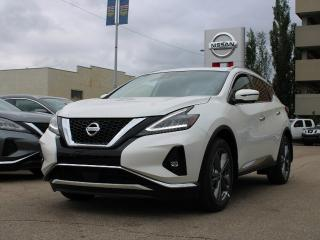 Used 2019 Nissan Murano Platinum Lane Departure Warning | Heated & Cooling Front Seats for sale in Edmonton, AB