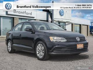Used 2015 Volkswagen Jetta Sedan Trendline plus 2.0 5sp for sale in Brantford, ON
