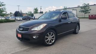 Used 2008 Infiniti EX35 Navi, Camera, AWD, 3/Y warranty available. for sale in Toronto, ON