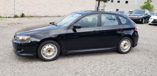 Used 2008 Subaru Impreza Certified 2 yr Warranty 2.5i Sport for sale in Mississauga, ON