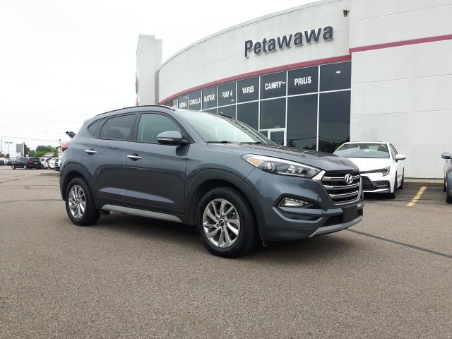 2017 Hyundai Tucson SE AWD 1.6T