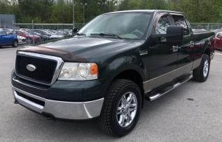 Used 2006 Ford F-150 4x4 / GREAT CONDITION / ONLY 145000 KMS!!! for sale in Hamilton, ON