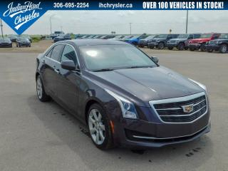 Used 2015 Cadillac ATS 2.0L Turbo | OnStar | Bluetooth for sale in Indian Head, SK