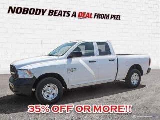 New 2019 RAM 1500 Classic **NEW Ram EcoDiesel Over 35% OFF!** Order NOW! for sale in Mississauga, ON