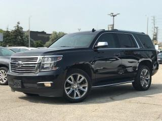 Used 2016 Chevrolet Tahoe LTZ Navi|Vent Seats|Sunroof|22S| for sale in Mississauga, ON