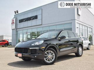 Used 2016 Porsche Cayenne V6 | HTD & COOLED SEATS | NAV | PANOROOF for sale in Mississauga, ON