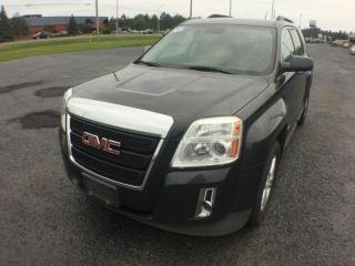 Used 2014 GMC Terrain SLE for sale in Thunder Bay, ON