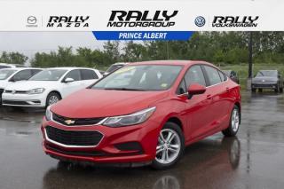 Used 2016 Chevrolet Cruze LT for sale in Prince Albert, SK