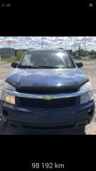 Used 2008 Chevrolet Equinox Traction intégrale, 4 portes LS for sale in Charny, QC