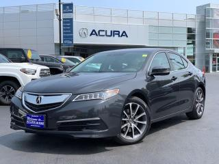 Used 2015 Acura TLX Tech TECH | 1OWNER | NOACCIDENTS | LEATHER | 3.4% | AWD for sale in Burlington, ON