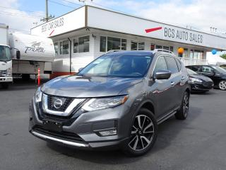 Used 2017 Nissan Rogue SL, Navigation, Dual Power Seats, Panoramic Roof for sale in Vancouver, BC