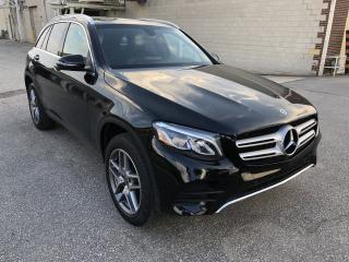 Used 2018 Mercedes-Benz GL-Class GLC 300 I NAVIGATION I BACK UP for sale in Toronto, ON