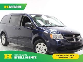 Used 2012 Dodge Grand Caravan SE BLUETOOTH A/C for sale in St-Léonard, QC
