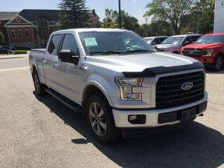 Used 2017 Ford F-150 XLT | 4X4 | One Owner | Navigation for sale in Harriston, ON