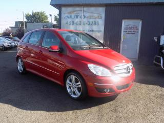 Used 2011 Mercedes-Benz B200 ***AUTOMATIQUE,BAS KILO,TOIT PANO*** for sale in Longueuil, QC