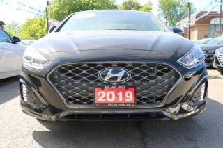 Used 2019 Hyundai Sonata Essential Sport for sale in Brampton, ON