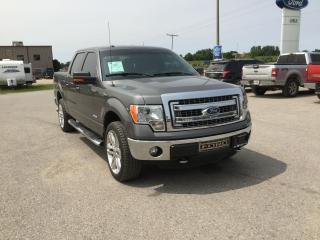 Used 2013 Ford F-150 XTR | 4X4 | Accident Free | Rear View Camera for sale in Harriston, ON