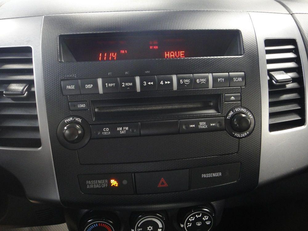 2009 Mitsubishi Outlander